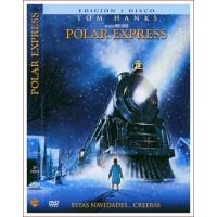 POLAR EXPRESS DVD 2004 Infantil