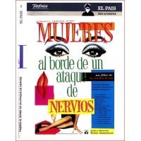 MUJERES AL BORDE DE UN ATAQUE DE NERVIOS DVD 1988 Dir.Pedro Almodóvar