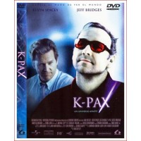 K-PAX Dvd 2001 Dirección Iain Softley