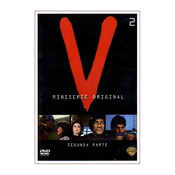 V MINISERIE ORIGINAL SEGUNDA PARTE Dvd 1983 Director Kenneth Johnson