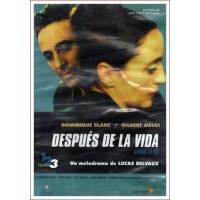 DESPUÉS DE LA VIDA DVD 2003 Dirigida por Lucas Belvaux