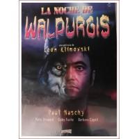 LA NOCHE DE WALPURGIS DVD 1970 Dirigida por León Klimovsky