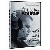 LA TRILOGÍA DE BOURNE Dvd Dirigida por Doug Liman