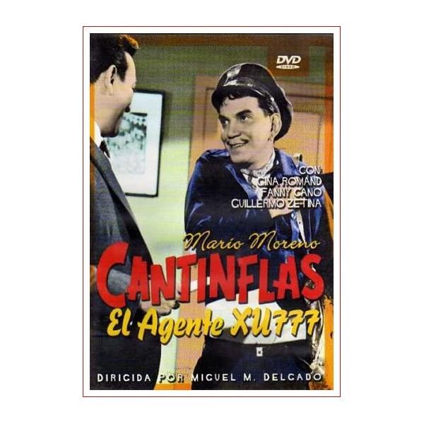 CANTINFLAS EL AGENTE XU777 (EL PATRULLERO)