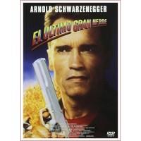 EL ÚLTIMO GRAN HEROE DVD 1993 Dirigida por John McTiernan