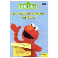 LA AVENTURA MUSICAL DE ELMO BARRIO SESAMO DVD 2010 Dir. Jim Henson