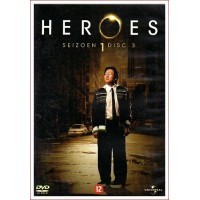 HEROES TEMPORADA 1 DISCO 3 (DVD) Director Tim Kring