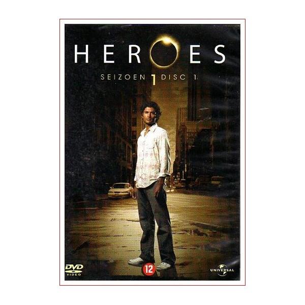 HEROES TEMPORADA 1 DISCO 1 (DVD) Director Allan Arkush