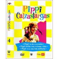 PIPPI CALZASLARGAS (Nº 4 CON JUEGOS INTERACTIVOS)
