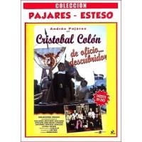 CRISTOBAL COLÓN DE OFICIO DESCUBRIDOR (DVD 1982) Cine Español