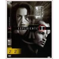EXPEDIENTE X VOLUMEN 2 PRIMERA TEMPORADA Suspense