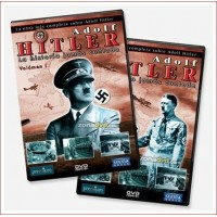 ADOLF HITLER DVD DOCUMENTAL 2ª GUERRA MUNDIAL