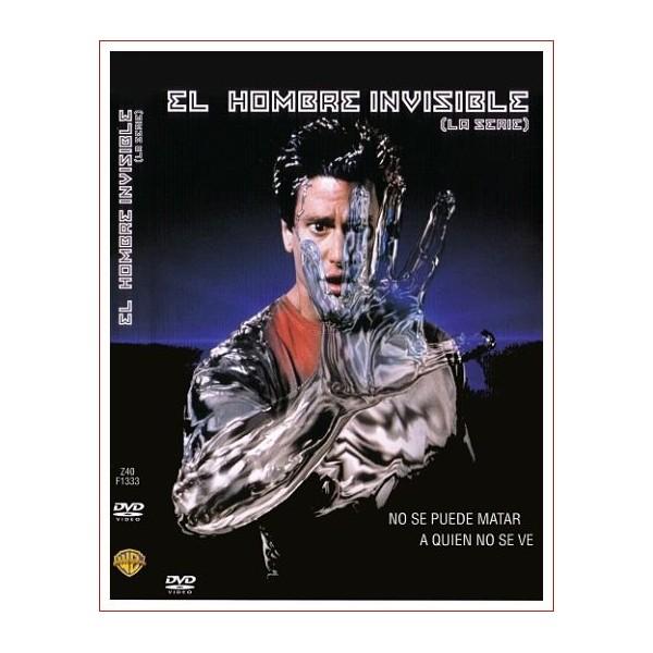 EL HOMBRE INVISIBLE 3 DVD SERIE TV 2000 Dirección Michael Grossman