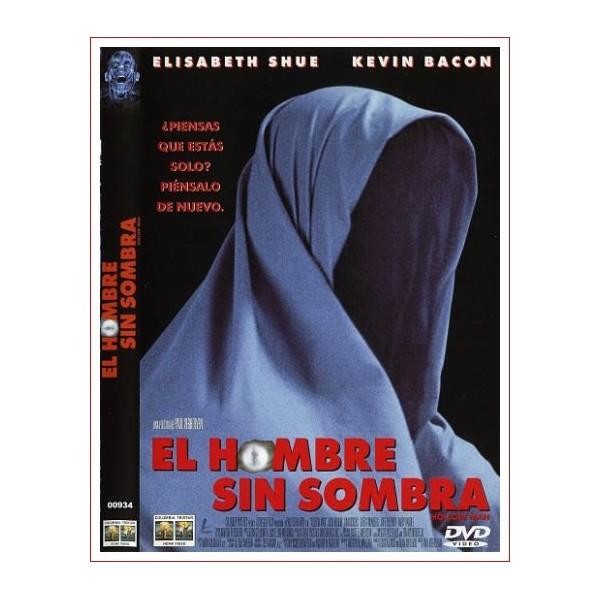 EL HOMBRE SIN SOMBRA Dvd Suspense 2000 Dirección Paul Verhoeven