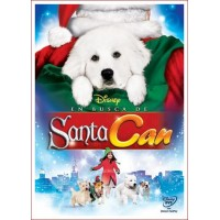 EN BUSCA DE SANTA CAN dvd 2010 Infantil