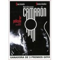CAMARON LA PELICULA DVD+CD+DVD+SELLO dvd de Cine Español año 2005