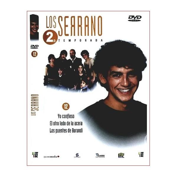 LOS SERRANO SEGUNDA TEMPORADA DISCO 12