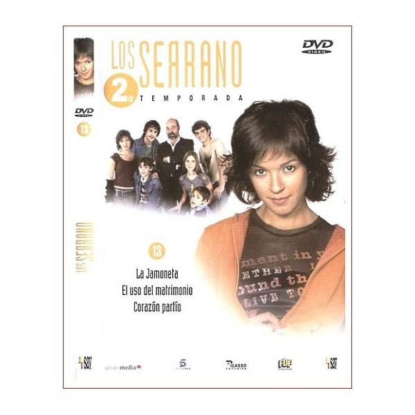 LOS SERRANO SEGUNDA TEMPORADA DISCO 13