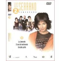LOS SERRANO SEGUNDA TEMPORADA DISCO 13 DVD SERIE TV ESPAÑOLA