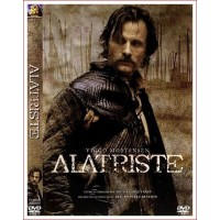 ALATRISTE DVD 2006 CINE ESPAÑOL Dirección Agustín Díaz Yanes