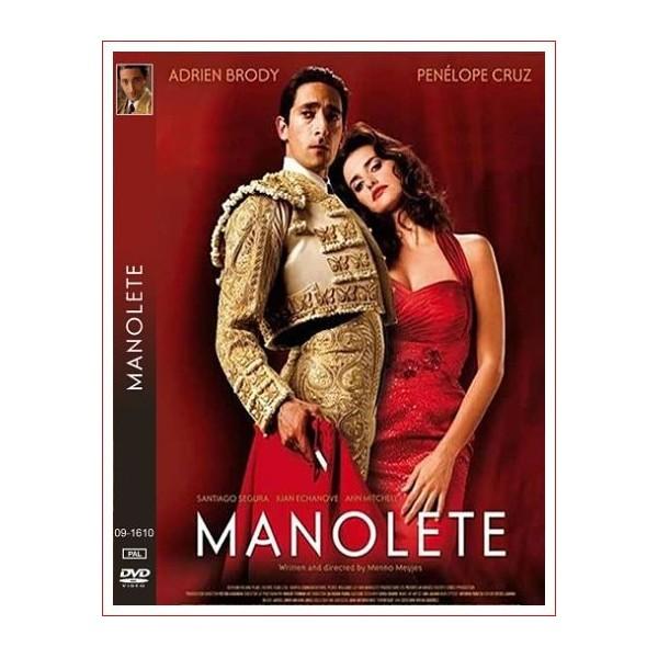 MANOLETE [DVD] 2006