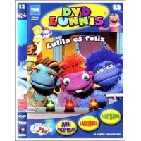 LOS LUNNIS LULILA ES FELIZ DVD 2003 Dirigida por Eladio Jareño