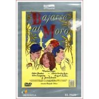 BAJARSE AL MORO (Estuche Slim DVD 1988) Comedia de Cine Español