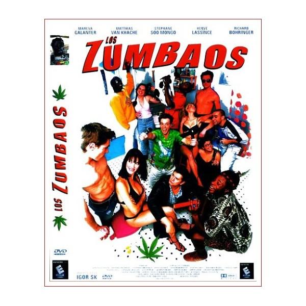 LOS ZUMBAOS Dvd 2004 Comedia Dirección Igor Sekulic