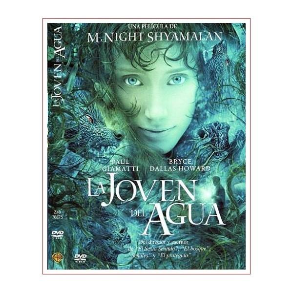 LA JOVEN DEL AGUA Dvd 2006 Ficción