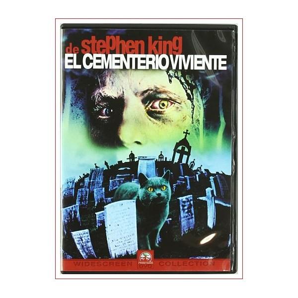 Cementerio viviente (Pet Sematary) DVD 1989