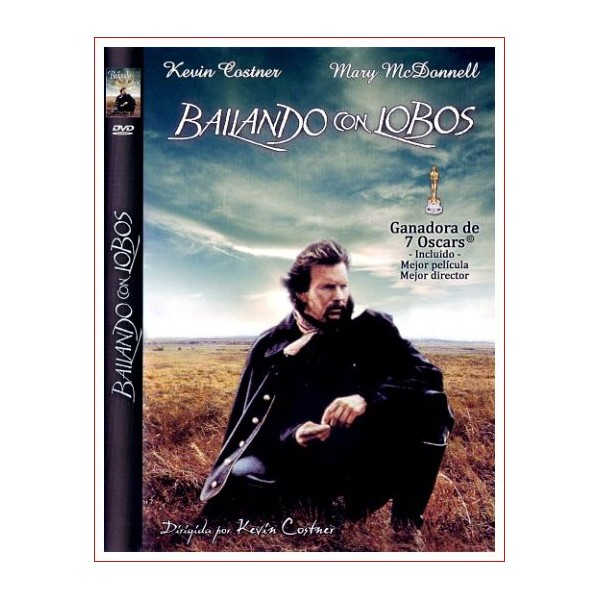 BAILANDO CON LOBOS (Dances with Wolves)