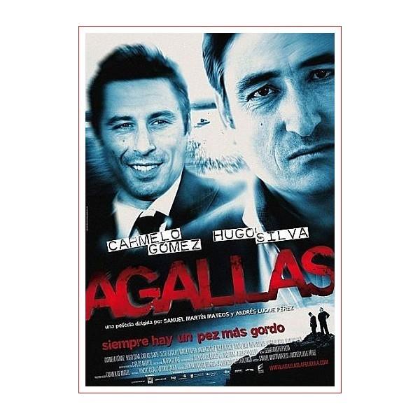 AGALLAS DVD 2009 CINE ESPAÑOL