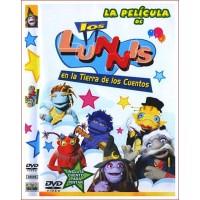 LOS LUNNIS EN LA TIERRA DE LOS CUENTOS DVD PREESCOLAR 2003
