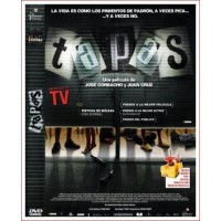 TAPAS ED 2 DISCOS DVD 2004 CINE ESPAÑOL