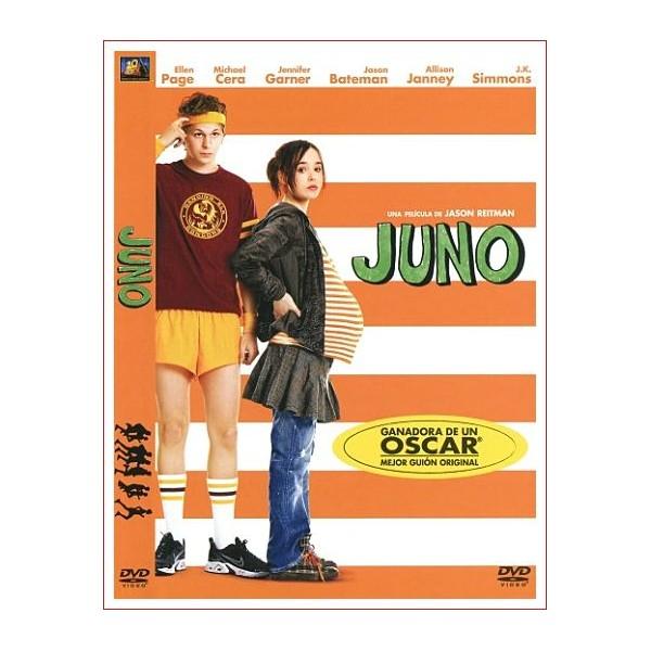 JUNO Dvd 2007 Dirección Jason Reitman