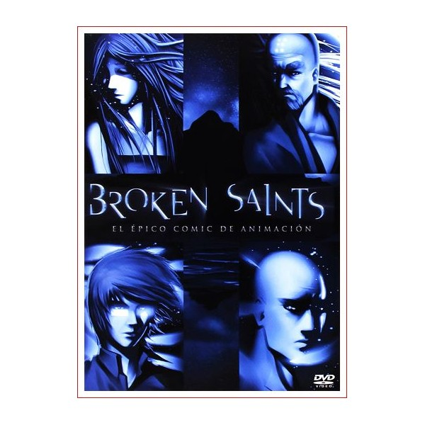 BROKEN SAINTS PACK 4 DISCOS