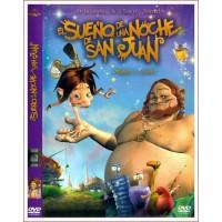 El Sueño De Una Noche De San Juan DVD 2005