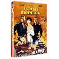 55 DÍAS EN PEKIN Dvd 1963 Dirigida por Nicholas Ray