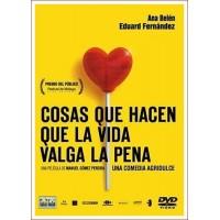 COSAS QUE HACEN QUE LA VIDA VALGA LA PENA DVD 2004 Dir. Manuel Gómez