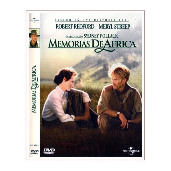 MEMORIAS DE AFRICA DVD 1985 Dirigida por Sydney Pollack