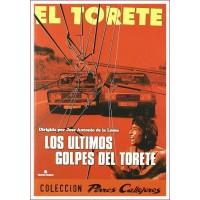 LOS ÚLTIIMOS GOLPES DEL TORETE (Perros callejeros III) dvd 1980
