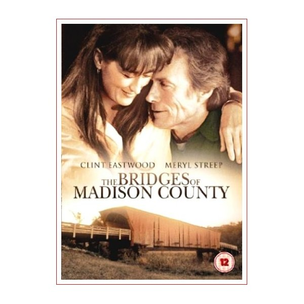 THE BRIDGES OF MADISON (LOS PUENTES DE MADISON V.O. Ingles) Dvd