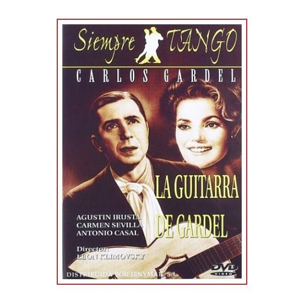 LA GUITARRA DE GARDEL DVD 1949 Dirigida por León Klimovsky
