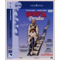 CINEMA PARADISO dvd 1988 Guion Giuseppe Tornatore