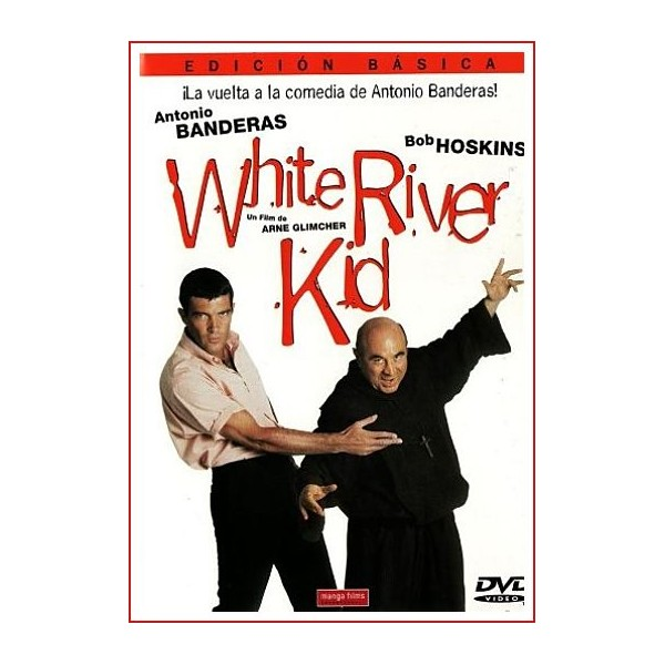 WHITE RIVER KID Dvd 1999 Director Arne Glimcher