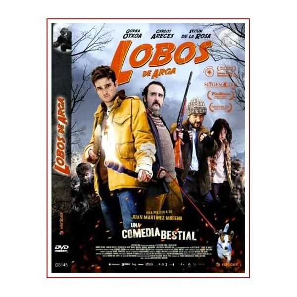 LOBOS DE ARGA Dvd 2011 Cine Español Dirección Juan Martínez Moreno