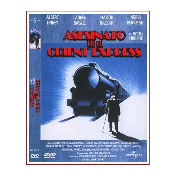 ASESINATO EN EL ORIENT EXPRESS DVD2003 Dirigida por Sidney Lumet