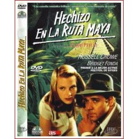 Hechizo en la ruta maya (Rough Magic)