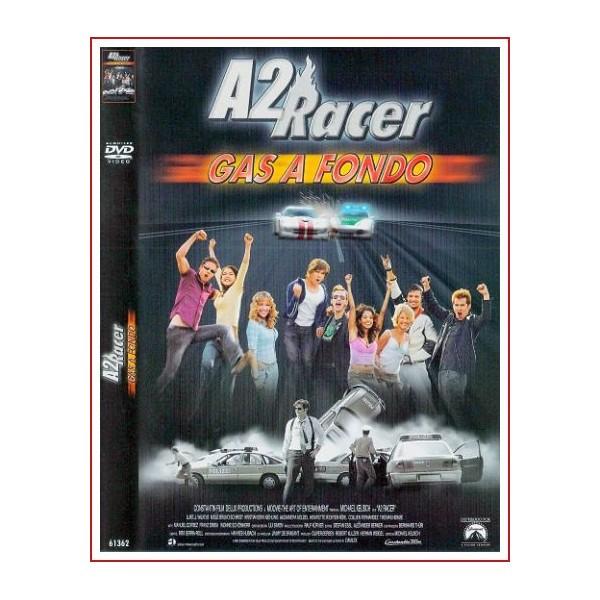 A2 RACER GAS A FONDO Dvd 2004 Dirección Michael Keusch
