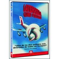 ATERRIZA COMO PUEDAS DVD 1980 Dirigida por Jim Abrahams